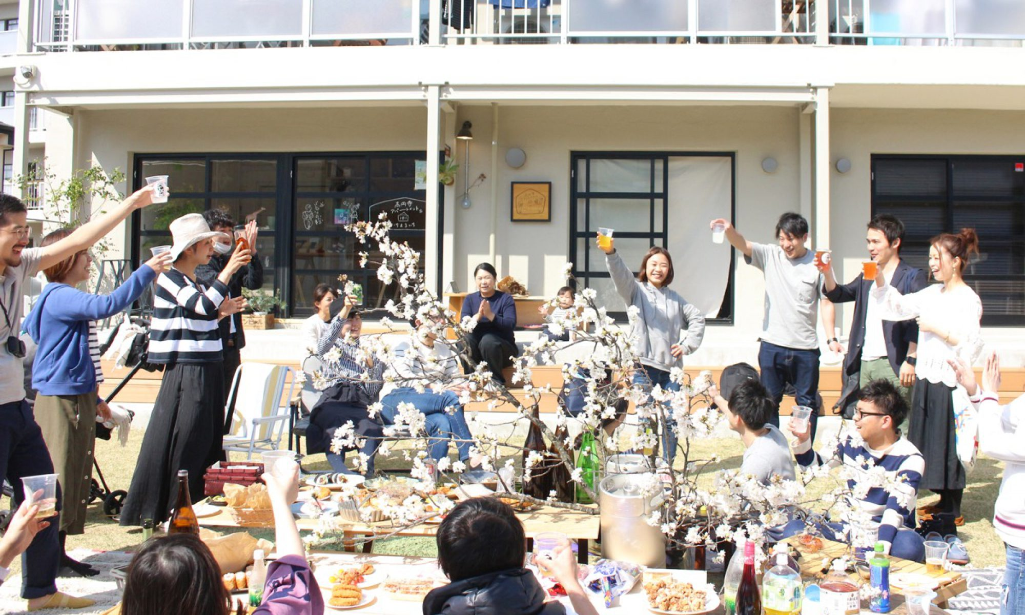 高円寺アパートメント